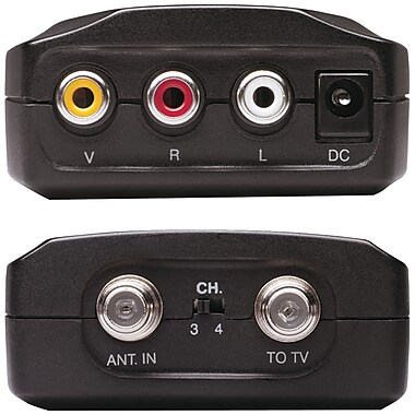 RCA® CRF907R Compact RF Modulator