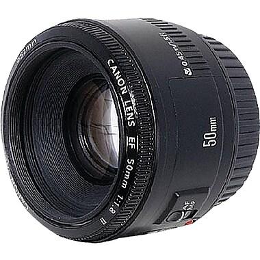Canon® 2514A002 EF 50mm f/1.8 II Lightweight Lens