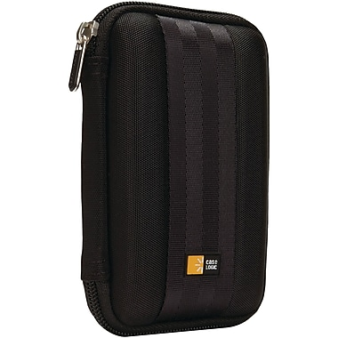 Case Logic® Portable Hard Drive Case (Black)