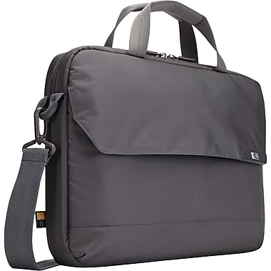 Case Logic® 14.1in. Notebook Attache, Gray
