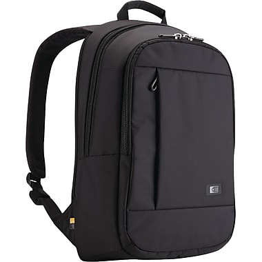 Case Logic® MLBP-115 Backpack For 15.6in. Laptop, Black
