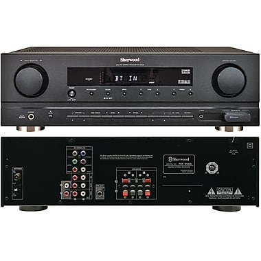 Sherwood Rx-4503 2.1 Channel Stereo Receiver With Virtual Surround