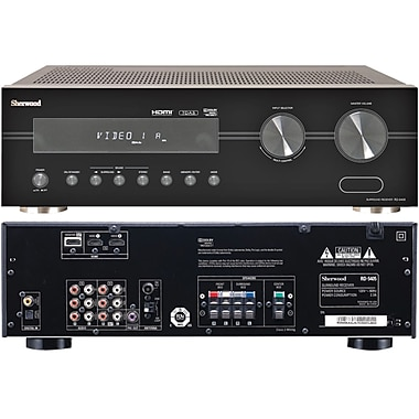 Sherwood RD-5405 70W 5.1 Channel Surround Audio Video Receiver With HDMI™ Switcher