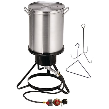 Masterbuilt Propane Turkey Fryer With Turkey Hanger and Timer