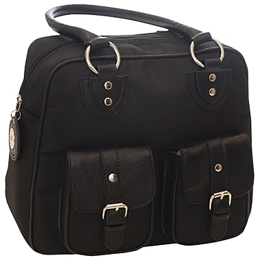 Jill-E® Everywear Gadget Bag, Black