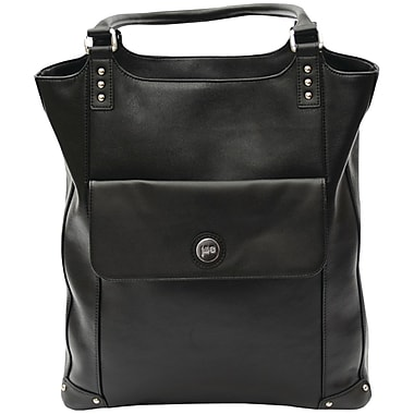 Jill-E® 15in. Notebook Tote, Black