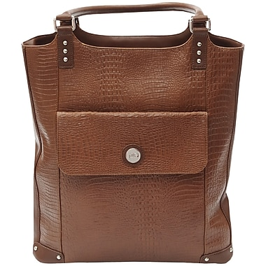 Jill-E® 15in. Notebook Tote, Brown