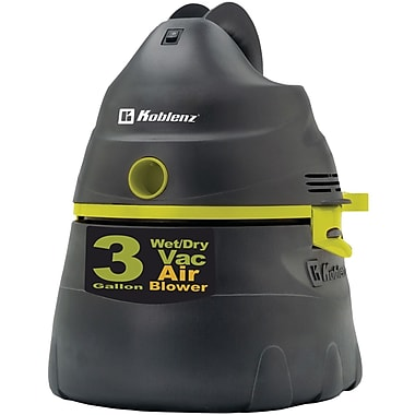 Koblenz® WD-353 K2G US Wet/Dry Vacuum Cleaner