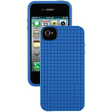 Speck® Pixelskin HD Case For iPhone 4s, Cobalt