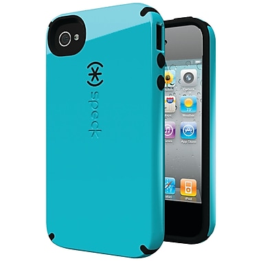 Speck® Candyshell Case For iPhone 4s, Peacock/Black