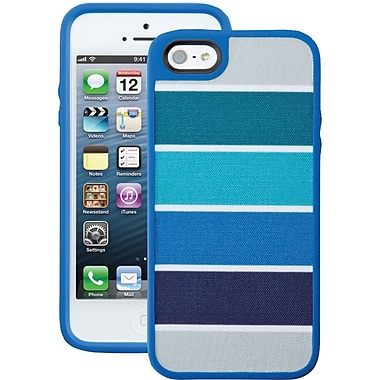 Speck® Fabshell Case For iPhone 5, Colorbar Arctic
