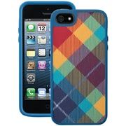 Speck® Fabshell Case For iPhone 5, Megaplaid Spectrum