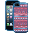 Speck® Fabshell Case For iPhone 5, Digitribe Pink/Blue