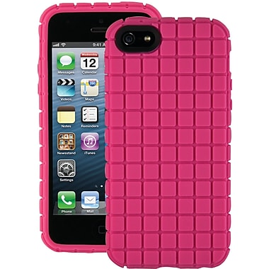 Speck® Pixelskin Case For iPhone 5, Raspberry Pink