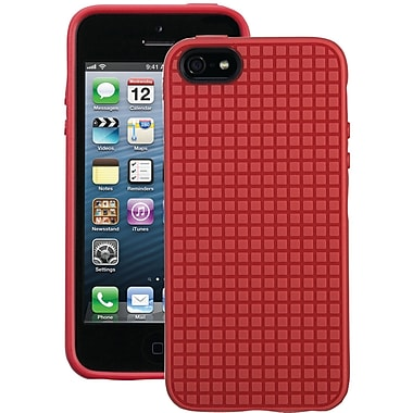 Speck® Pixelskin HD Case For iPhone 5, Pomodoro Red