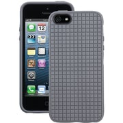 Speck® Pixelskin HD Case For iPhone 5, Graphite Gray