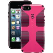 Speck® Candyshell Grip Case For iPhone 5, Raspberry Pink/Black
