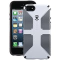 Speck® Candyshell Grip Case For iPhone 5, White/Black