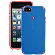 Speck® Candyshell Case For iPhone 5, Harbor Blue/Coral Pink