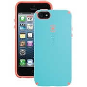 Speck® Candyshell Case For iPhone 5, Pool Blue/Wild Salmon Pink