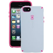 Speck® Candyshell Case For iPhone 5, Gray/Pink