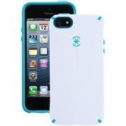 Speck® Candyshell Case For iPhone 5, White/Blue