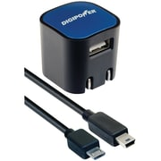 DigiPower® SP-AC501 Rapid Wall Charger For Android and BlackBerry Devices
