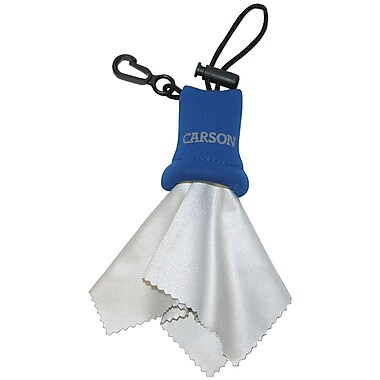 Carson® Optical Stuff-It™ Microfiber Cleaning Cloth, 2