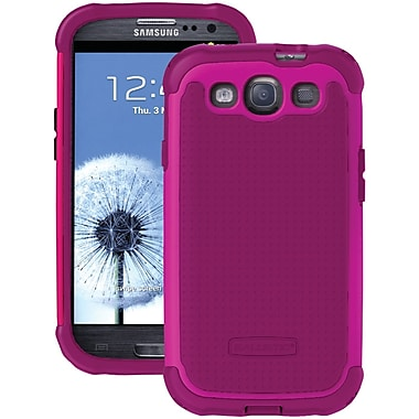 Ballistic® SG Series Case For Samsung Galaxy S III, Ruby Wine