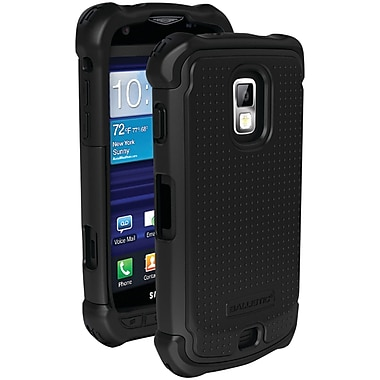 Ballistic® SG Case For Samsung S Aviator, Black