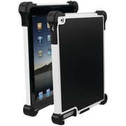Ballistic® Tough Jacket For iPad 2, Black/White