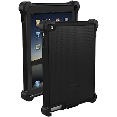 Ballistic® Tough Jacket For iPad 2, Black/Black