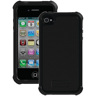 Ballistic® SG Case For iPhone 4/4S, Black