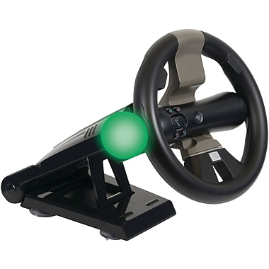 CTA® Playstation® Move Racing Wheel With Stand