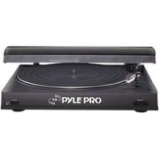 Pyle® Pro PLTTB2U Professional Belt Drive Turntable With USB Interface, 33 1/3RPM/45 RPM
