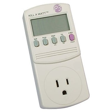 P3 P4400 Kill A Watt® Electricity Usage Monitor