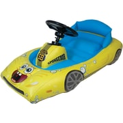 CTA® Digital Spongebob Squarepants Inflatable Sports Car For iPad 3