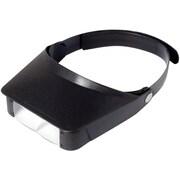 Carson® Optical MagniVisor™ MV-23 Dual Power Head Mounted Magnifier