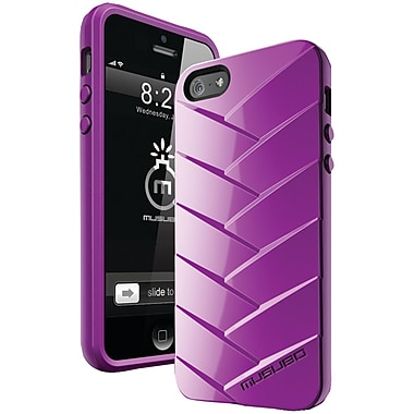 Musubo™ Mummy Case For iPhone 5, Purple
