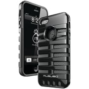 Musubo™ Retro Case For iPhone 5, Black