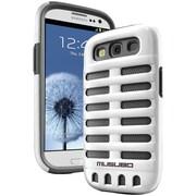 Musubo™ Retro Case For Samsung Galaxy S III, White