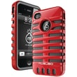 Musubo™ Retro Case For iPhone 4/4s, Red