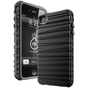 Musubo™ Rubber Band Case For iPhone 4/4s, Black