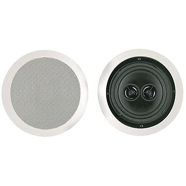 Bic America MSR6D Dual Voice Coil Stereo Ceiling Speaker
