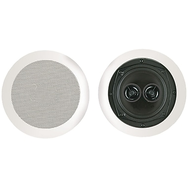 Bic America MSR5D Dual Voice Coil Stereo Ceiling Speaker