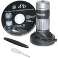 Carson® Optical Zpix USB Digital Microscope With 26x-130x Optical Zoom