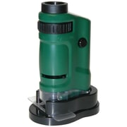 Carson® Optical Microbrite 20x-40x Zoom Pocket Microscope With Built-in Led