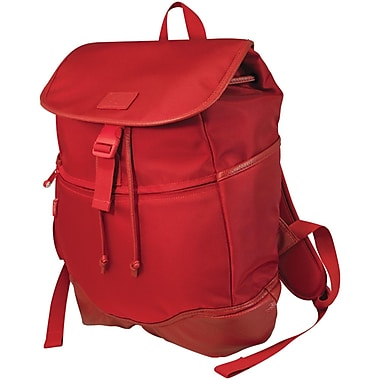 Mobile Sumo Combo Backpack With Tablet Pocket For 14.1in. Laptop, Red