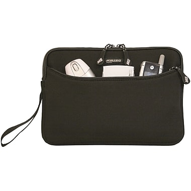 Mobile Edge Slipsuit 8.9in. Ultra-Portable Netbook Sleeve, Black