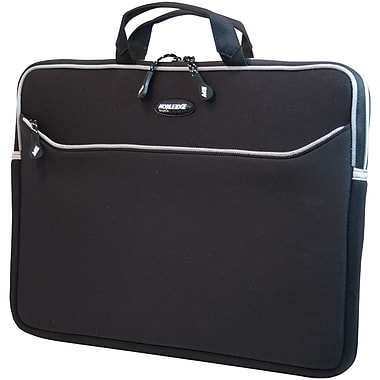 Mobile Edge SlipSuit 17.3in. Laptop Sleeve, Black